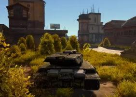 Скриншоты Tanki X