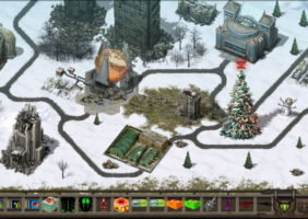 Скриншоты TimeZero